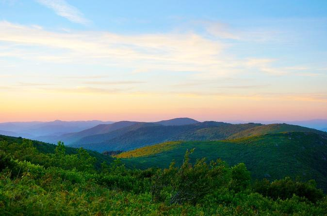 Self-Drive Photo Tour Of Blue Ridge Parkway With Hike