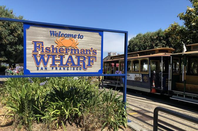 Fisherman's Wharf Tour and Alcatraz Upgrade Option Image