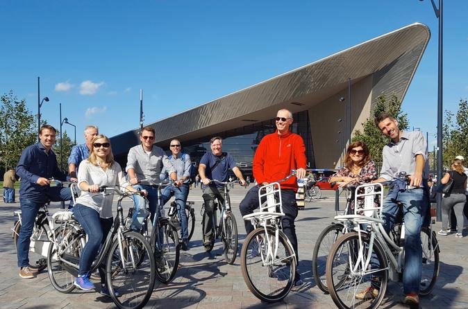 Rotterdam City Highlights Bike Tour