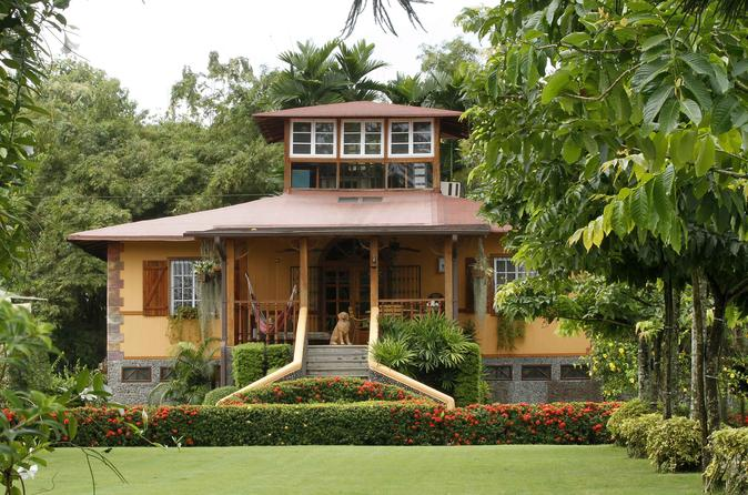 Day trip to hacienda la danesa with a three course lunch and in guayaquil 300872