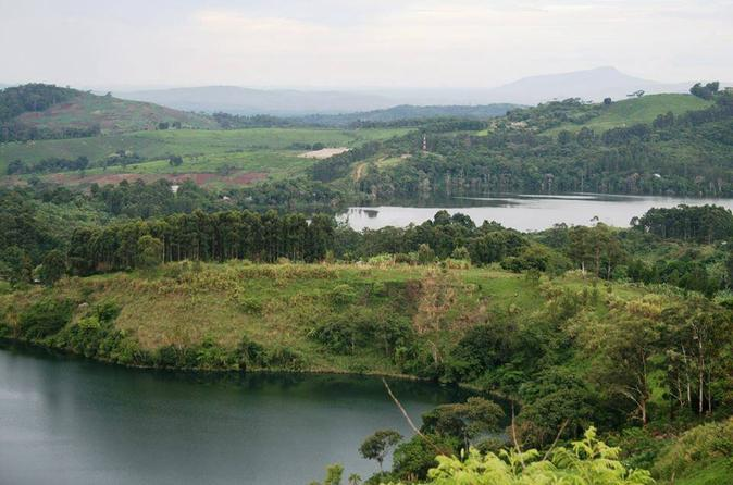 Exploring the Crater Lakes Region in Uganda