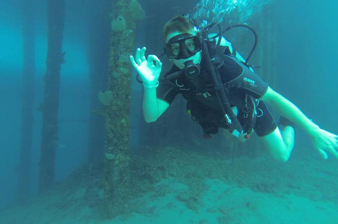 3-Day PADI Advanced Open Water Diver in Curacao