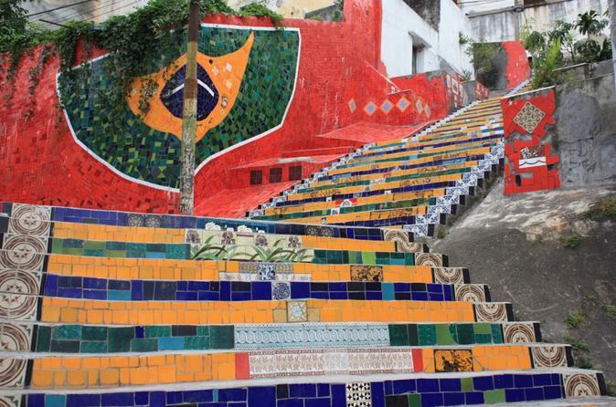 Rio de janeiro main landmarks tour including christ the redeemer in rio de janeiro 197662