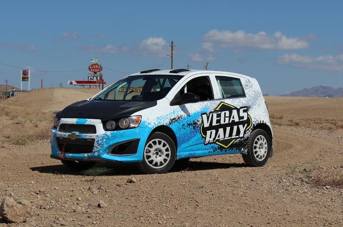 Chevy Sonic Rally Experience 10 Laps Plus Free High Speed ride along