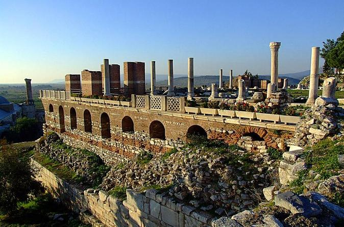 5 Day Tour from Izmir: Seven Churches of Asia Minor
