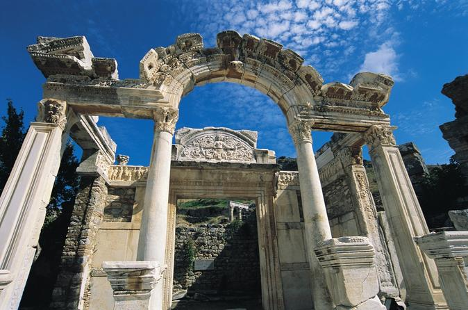 5 hour small group shore excursion to ephesus from kusadasi in ku adas 225036