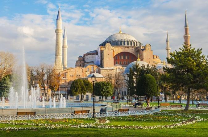 Excursão de dia inteiro particular em Istambul: Praça do Hipódromo, Grande Bazar, Palácio de Topkapi