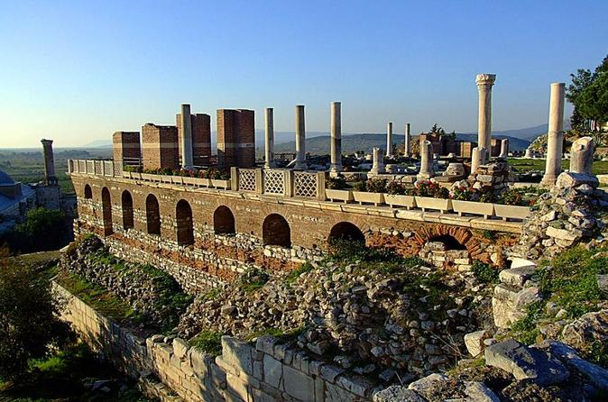 Istanbul - Seven Churches of Asia Minor - Istanbul 4 Nights in 4-Star Hotels