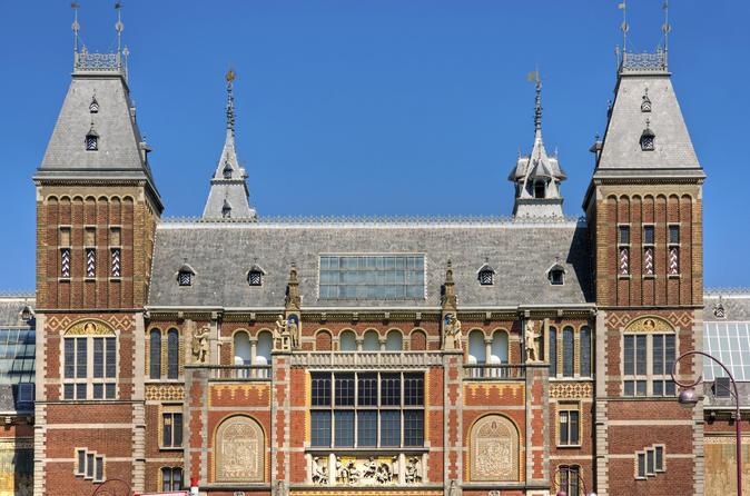 Private Fast Lane Rijksmuseum Tour in Amsterdam