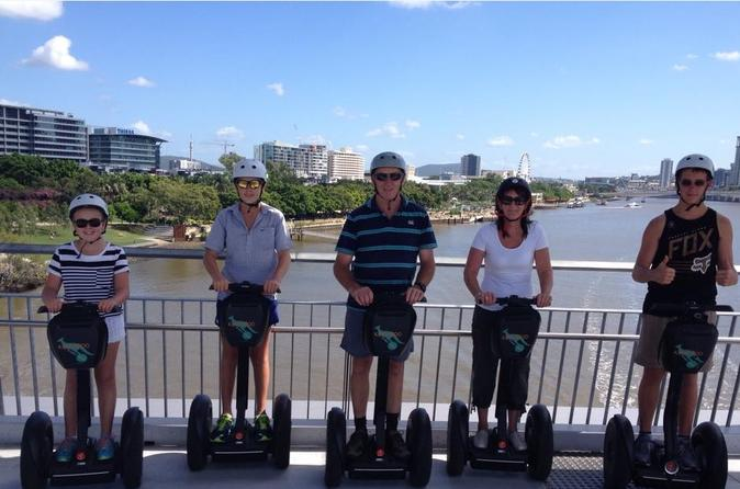 Brisbane segway sightseeing tour in brisbane 368881