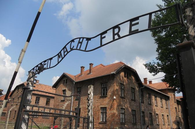 Excursão de grupos para Auschwitz-Birkenau partindo de Cracóvia