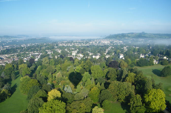 Hot Air Balloon Flight from Bath United Kingdom, Europe