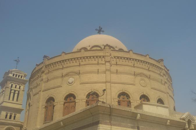 Half-Day Private Guided Tour of Coptic Cairo with Lunch