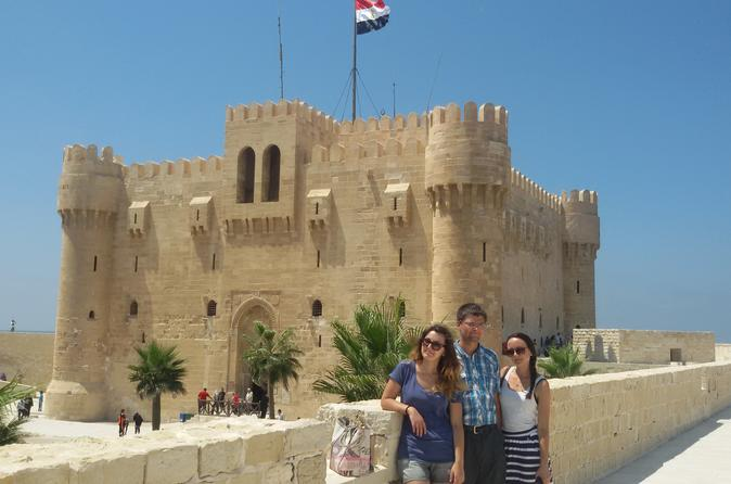 Alexandria Shore Excursion: Alexandria City Tour from Alexandria Port Egypt, Africa