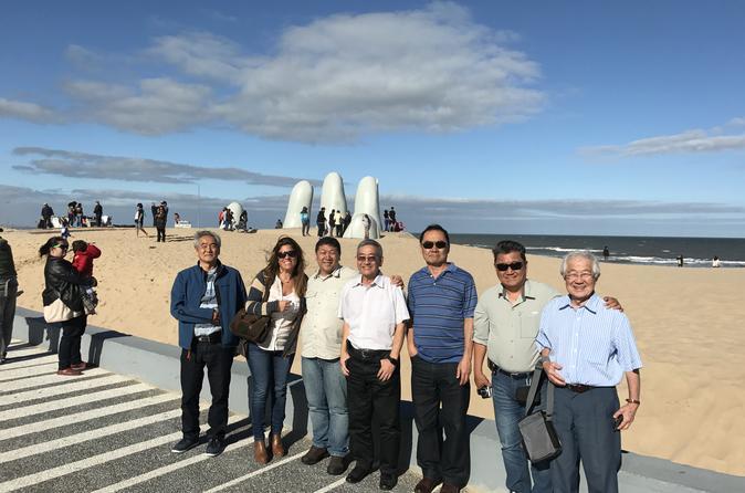 VIP Transfers: Private Tour Punta del Este (from Montevideo)