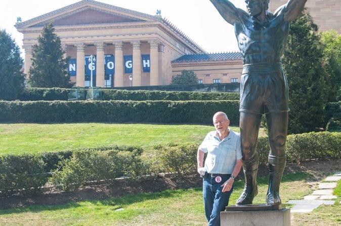 90 Minute Historic Walking Tour of Philadelphia in English or German