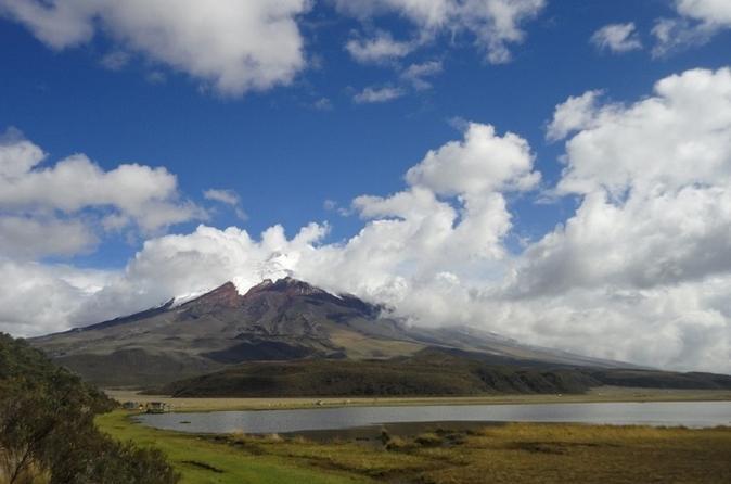 Excursão pelo Vulcão Cotopaxi saindo de Quito