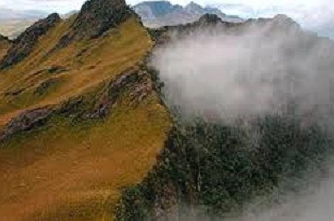 Hiking Tour in Pasochoa Reserve from Quito