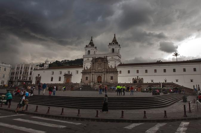 Quito City Sightseeing and Middle of the World Monument