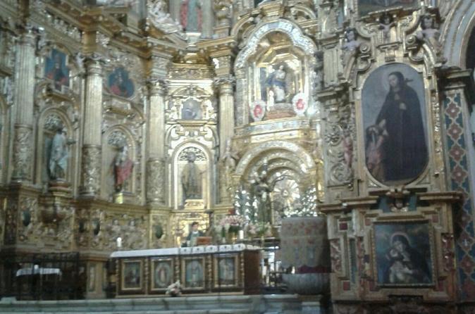 Quito city tour including telef rico in quito 295383