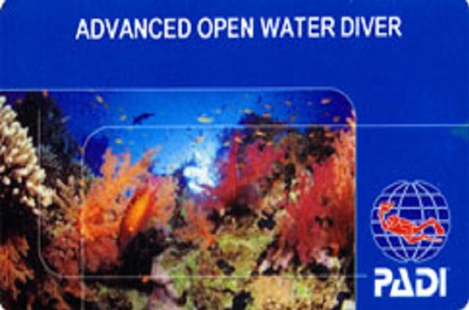 PADI Advanced Open Water Course Sharm el Sheikh