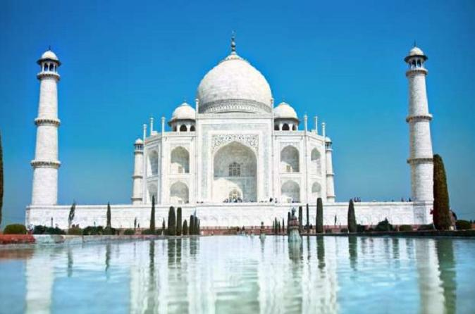 Same Day Taj Mahal Trip From Jaipur