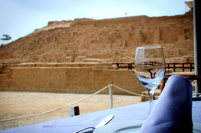 Interactive city and gourmet food tour in lima in lima 246389