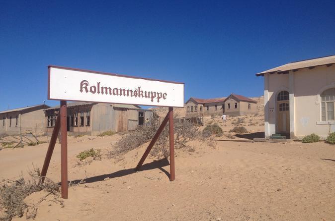 Full day kolmanskuppe and luderitz private tour from swakopmund in swakopmund 236010