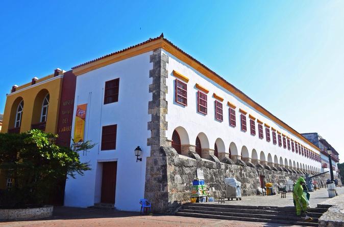 Old Town Walking Tour of Cartagena