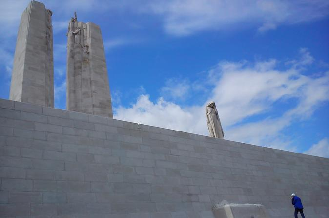 Full day canadian ww1 somme battlefield tour from ypres in ypres 202471