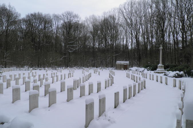 Private new zealand battlefield tour in flanders from ghent in ghent 253351