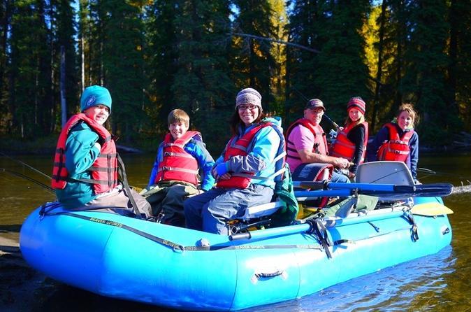 River rafting in alaska wilderness in fairbanks 255024
