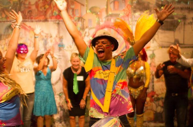 Explore the backstage of rio's carnival and samba