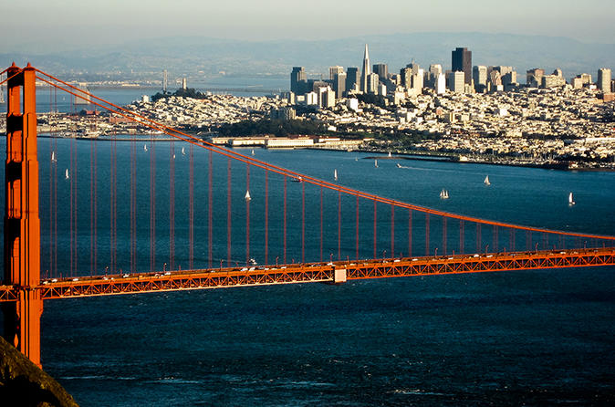 San Francisco Private City Tour