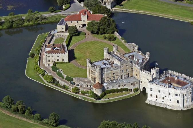 Departure Private Transfer: London to Dover Cruise Port via Leeds Castle