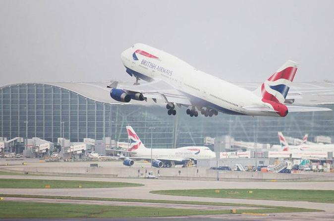 Heathrow Airport Private Round Trip Transfers to London Hotel & Accommodation