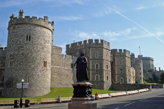 Private Afternoon Trip to Windsor Castle from Central London
