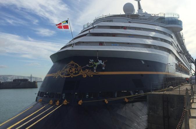 Private Minivan Departure Transfer: London To Dover Cruise Terminals