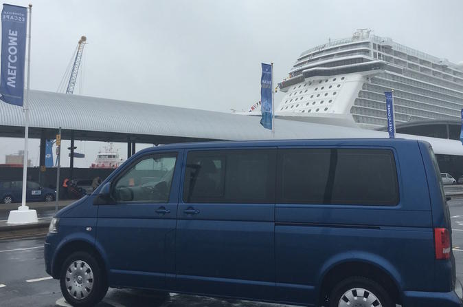 Private Minivan Departure Transfer: London to Southampton Cruise Terminals United Kingdom, Europe