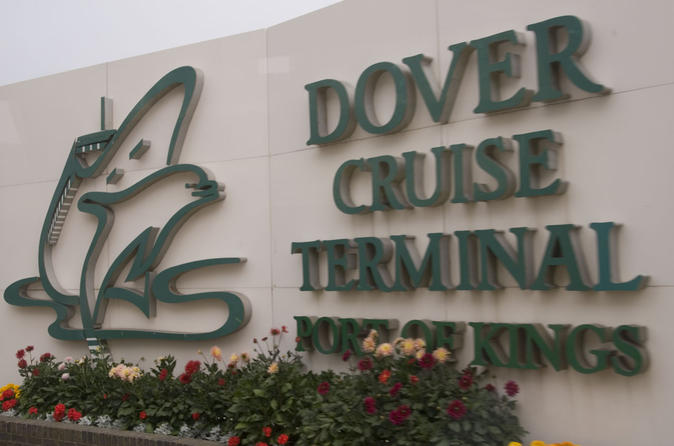 Private MVP Arrival Transfer from Dover Cruise Terminals to Heathrow Airport
