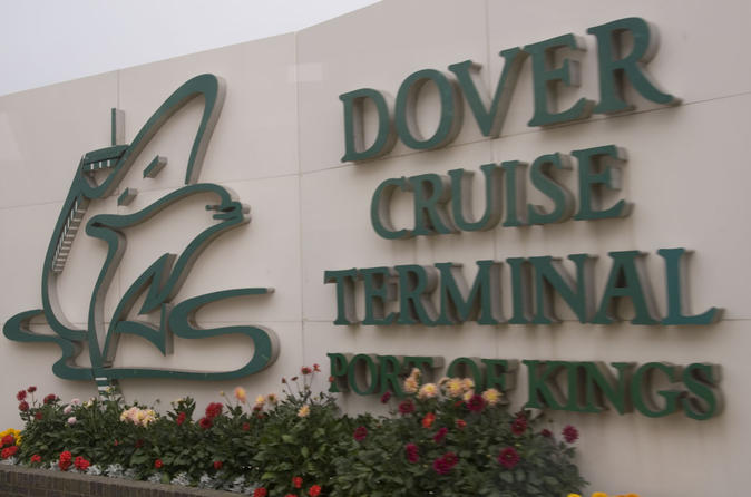 Private Port Arrival Transfer: Dover Cruise Terminal to London