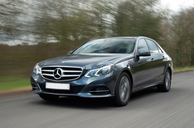 Private Sedan Arrival Transfer: Harwich Cruise Terminals to Heathrow Airport
