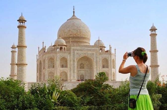 Taj Mahal and Agra Full Day Private Tour