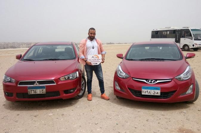 Private Pickup Transfer from Cairo to Hurghada