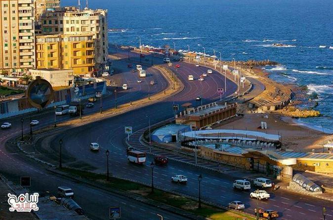Viagem diurna para Alexandria saindo do Cairo de carro, incluindo almoço