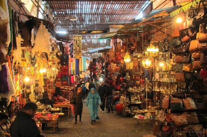 Full-Day Private Tour to Meknes, Volubilis and Moulay Idriss from Fez