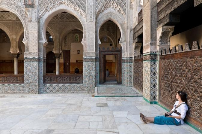 Private Guided 6-Hour Walking Tour of Fez