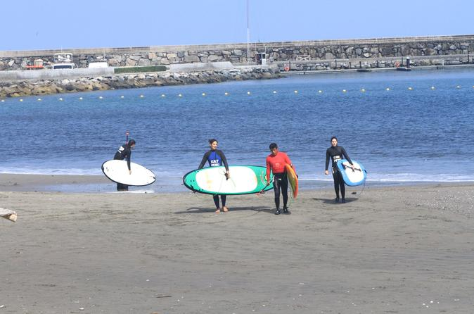 Stand Up Paddle Board in Lima