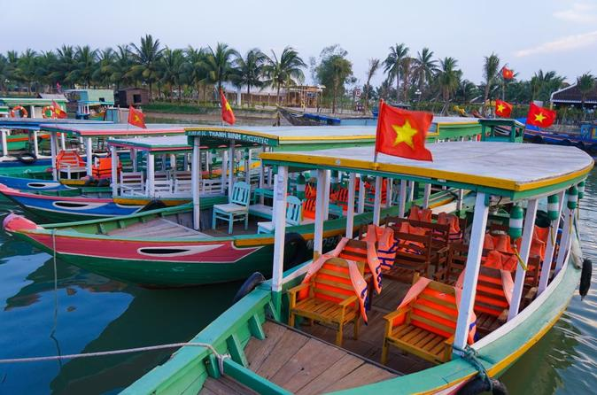 Boat Trip On Thu Bon River With A Tour Guide - Hoi An