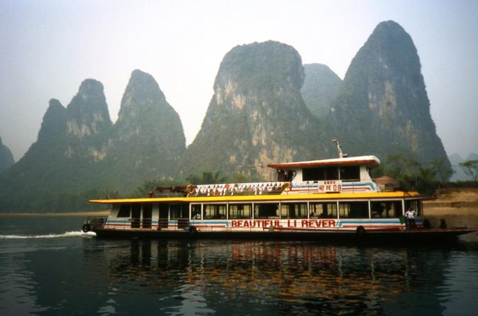 Guilin Li River Cruise Day Tour China, Asia